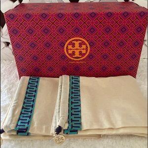 Tory Burch Dust Bag & Shoe Box 👠